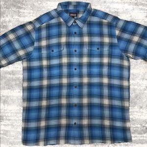 Patagonia Lightweight Linen Shirt XL